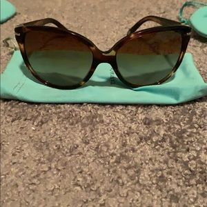 Tiffany & Co Lock Key Sunglasses